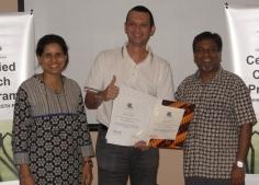 Lina-Ajay Natangalia - Global Trust Coach - 2012