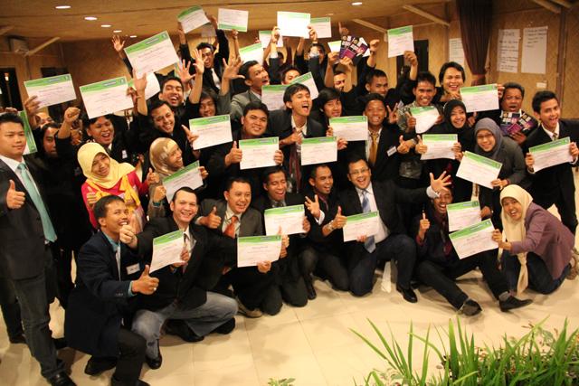 WUBBI UKM Leaders Bank Indonesia - 2013