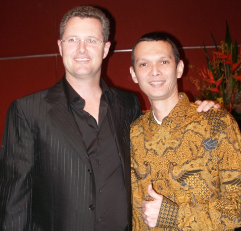 Brad Sugar, Action Coach, Las Vegas, US - 2008