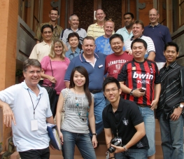 ActionCoach, Executive Coach, Bali 2009