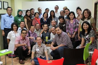 ICF Meeting at SBCF Office, 2012