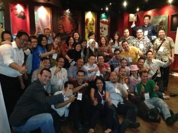 ICF COACH Chapter Jakarta 2014