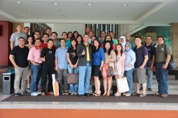 Internal Executive Coach Standard Chartered - Batch 1 (2014)
