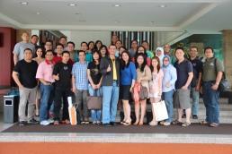 Internal Executive Coach Standard Chartered - Batch 1 (2014)
