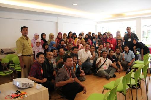 Bandung Clean Action Volunteer - (2014)