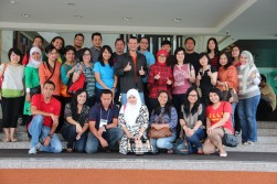 Internal Executive Coach Standard Chartered - Batch 3 (2014)
