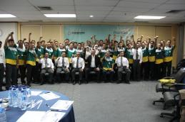 Mandiri Syariah Sales Training, 2014