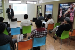 SBCF Seminar Coaching Jembatan Menuju Sukses