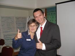 Jody Johnson, Action Coach, Las Vegas, US - 2008