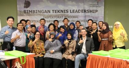 Kemenparekraf Leadership Coaching(2013)