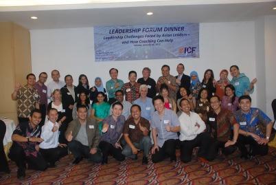 ICF Community, Jakarta 2012