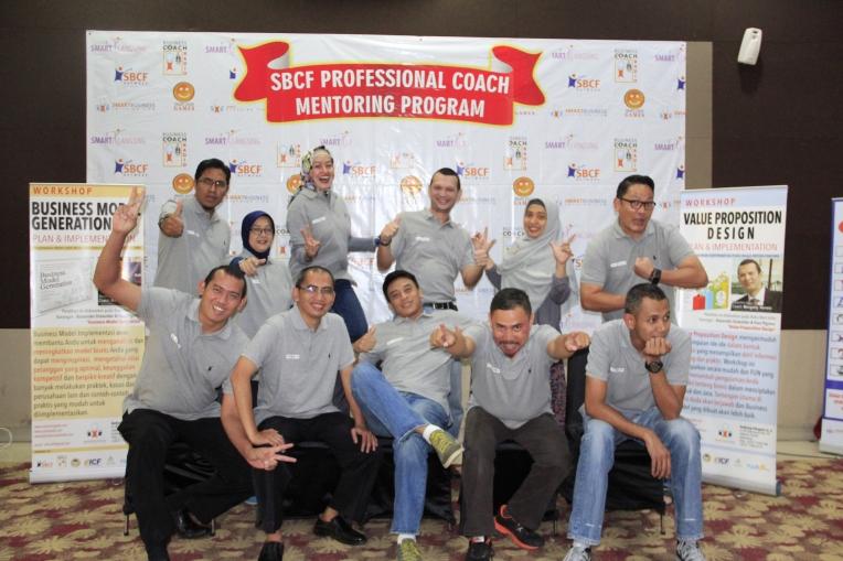 SBCF Professional Coach - SPC2, Ciawi 2017