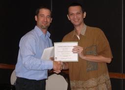 Mike Chamber, CCF Life Coach, Toronto, Canada - 2009