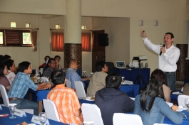 Prasetya Mulya-Lecture Coaching Culture, 2012