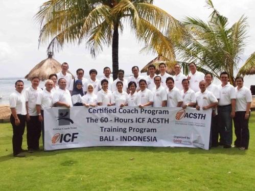 ICF Global Trust, Bali 2012