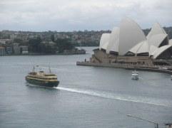 Sydney Harbour 2010