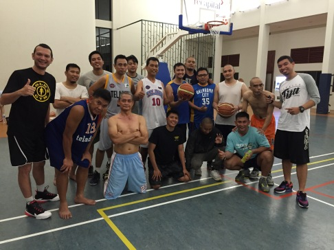 Basketball Training @PL