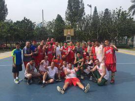 Basketball Community @ABC Court, Senayan, Jakarta