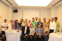 Internal Leaders BMG of Kemetrian Kelautan dan Perikanan - (2015)