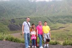 Mount Galunggung, West Java, 2011