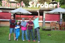 Rumah Strobery-Lembang