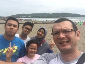 Pangandaran Beach, Jawa Barat