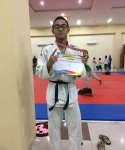 Gold Medal, Kejurda Judo DKI, 2017
