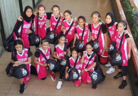 Seby-Buls, Kejurda Basket DKI, Juara 3, 2017